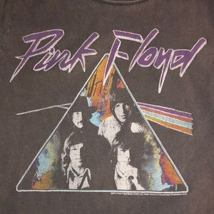 Urban Outfitters Tops - Pink Floyd band tee